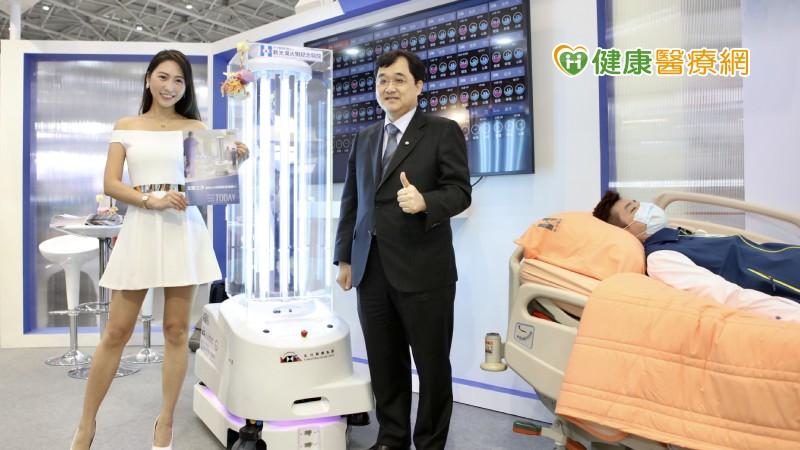 【台灣醫療科技展】新光醫院「啟動樂齡未來」