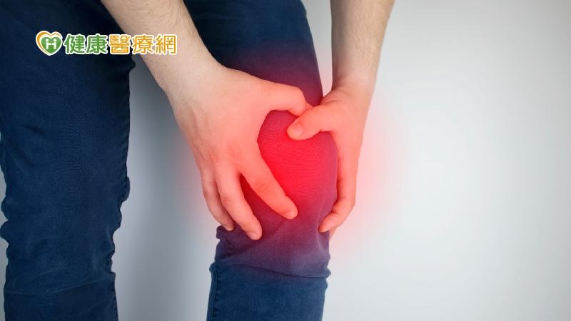 不明原因膝關節腫脹疼痛 小心腱鞘滑囊巨大細胞瘤