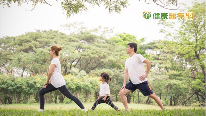 父母必讀!如何從小養成孩子運動的習慣? 國健署教3招