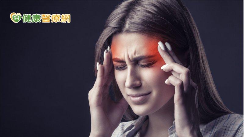 46歲女長年偏頭痛 CGRP拮抗劑注射有效舒緩