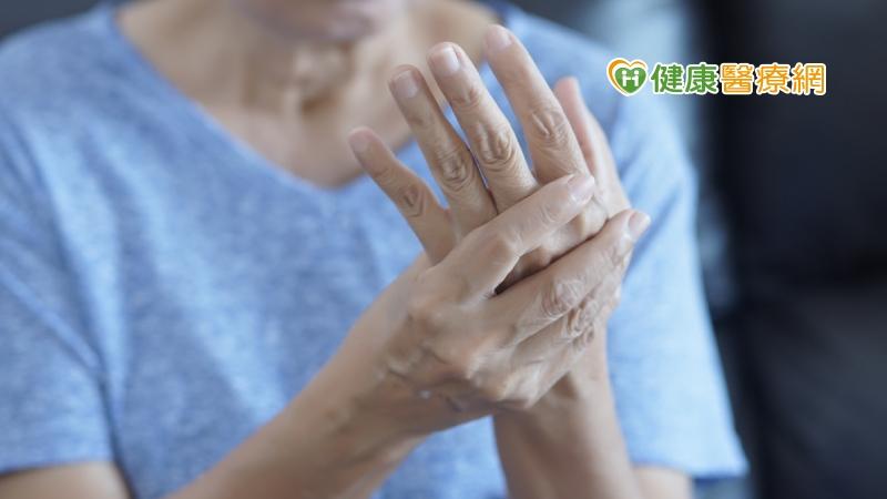 類風濕性關節炎關節疼痛難忍 提早調理減緩痛楚