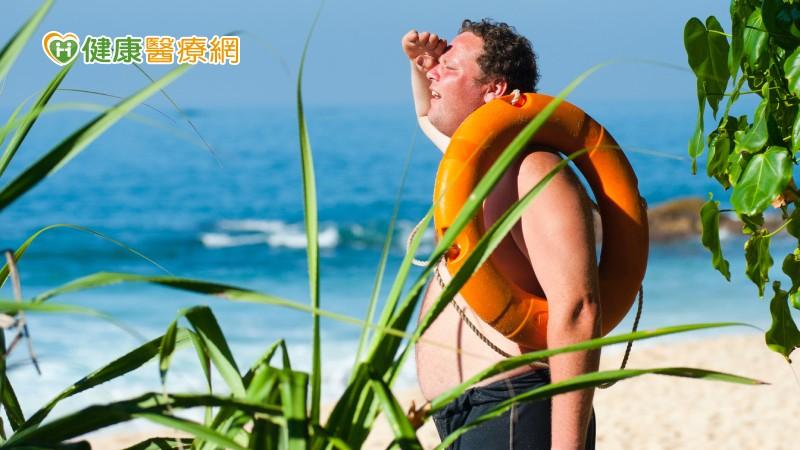 爆熱中暑人數增多  把握急救3招救命
