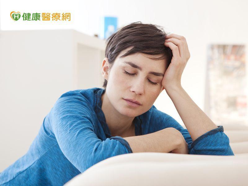 一天狂睡二十小時還是累 原來是癌疲憊