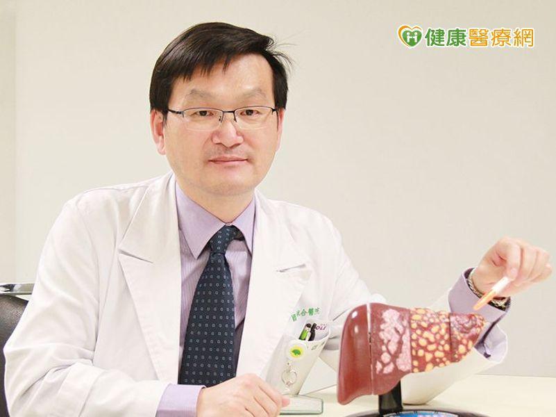 腹部莫名硬突勿輕忽 當心晚期肝癌作祟