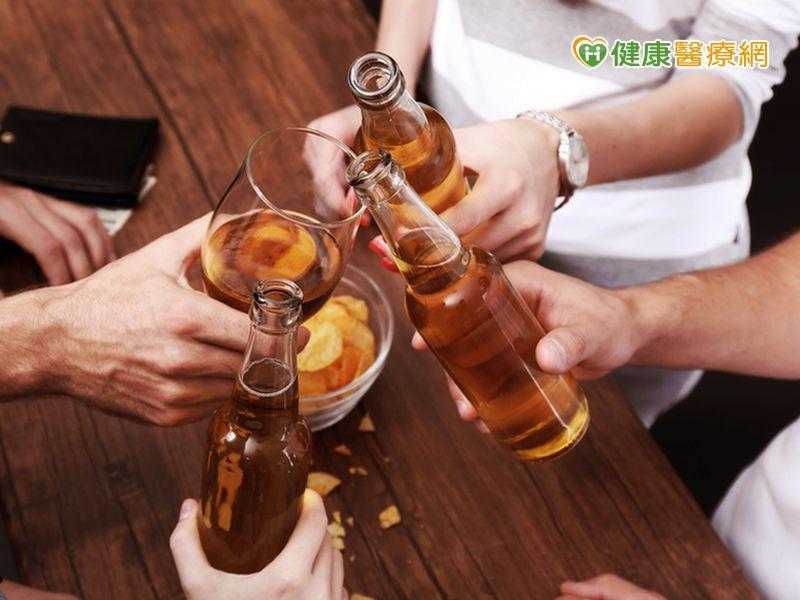 喝酒有多傷身? 這些疾病、癌症都上榜
