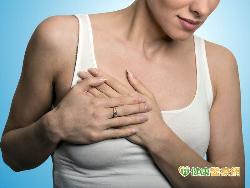 早期乳癌「無感」 張金堅提醒這些徵兆要知道